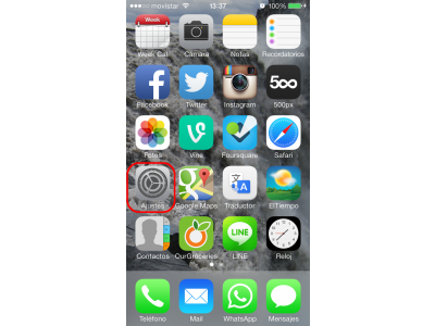 Cómo configurar una cuenta de email en iPhone