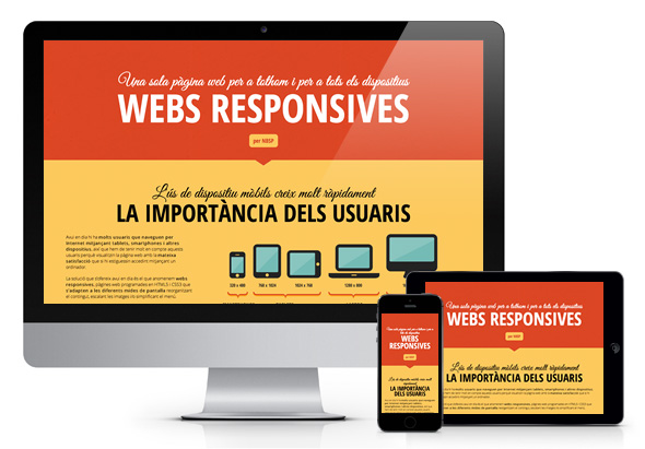 Pàgines web responsives