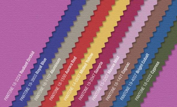 La tendència de colors per aquesta tardor hivern 2014-15