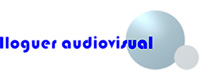 Lloguer Audiovisual