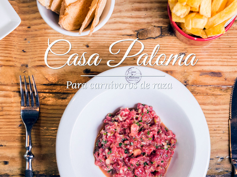 Casa Paloma