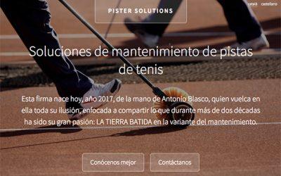 Un minisite web per a tenir presència a Internet