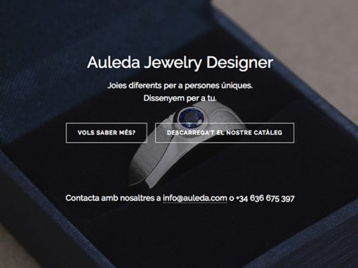 Auleda Jewerly Designer