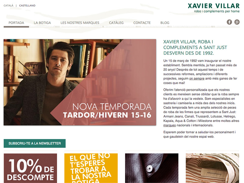 Xavier Villar