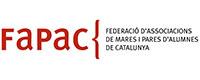 FaPaC - Fereració d'associacions de mares i pares d'alumnes de Catalunya